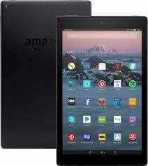 HD 10 Kindle Fire Tablet with VoiceView