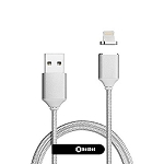 Magnetic Micro Data/Charging USB Cable for Victor Trek, Victor Stream, Mp3 Player, Phones, Tablets