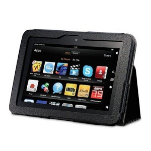 Kindle Fire 7 Protective Case & Stand