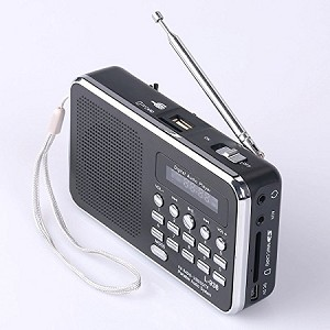 MP3 AM/FM radio player